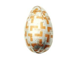Feines Marzipan-Orangen Ei
