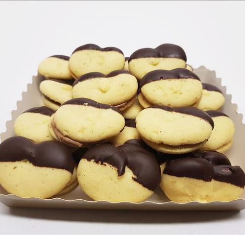 Butterbohnen-Plätzchen