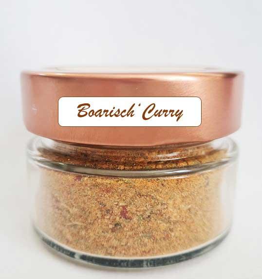 Boarisch Curry